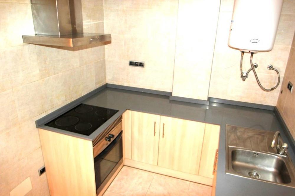 calafell tarragona Bottenvåningen lägenhet foto 3062872