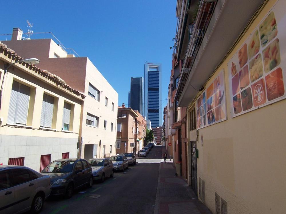 fuencarral-pilar madrid aparcamiento foto 3084984