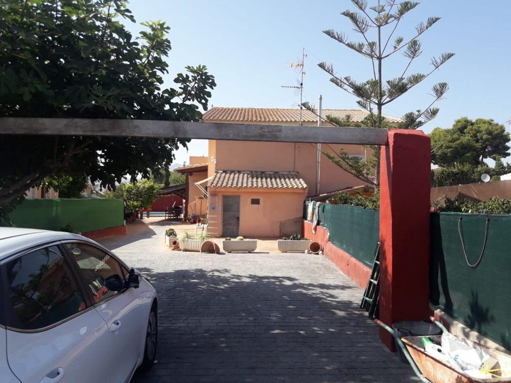 busot alicante villa foto 3043868