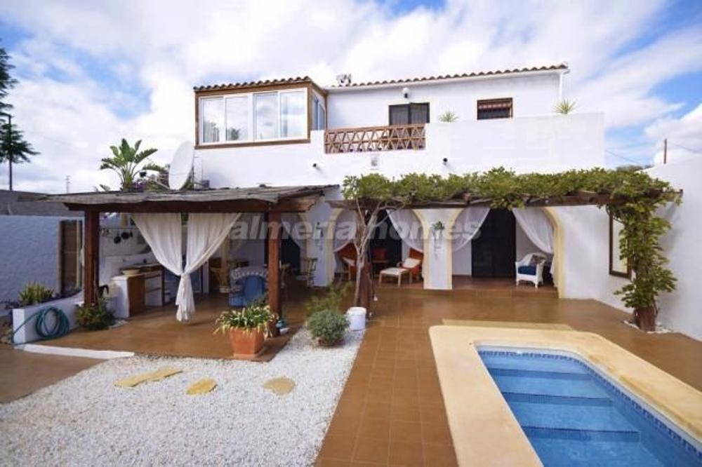 arboleas almería hus på landet foto 3063461