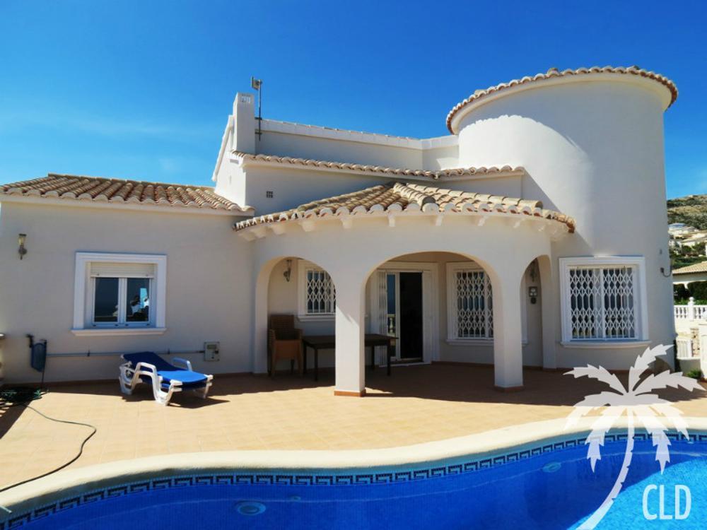 moraira alicante Villa foto 3046752