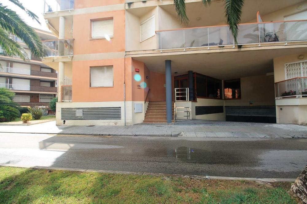calafell tarragona Bottenvåningen lägenhet foto 3062854