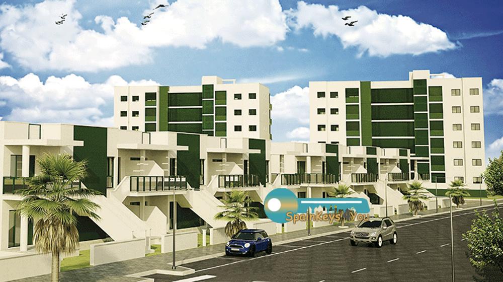 mil palmeras alicante Wohnung foto 3101403