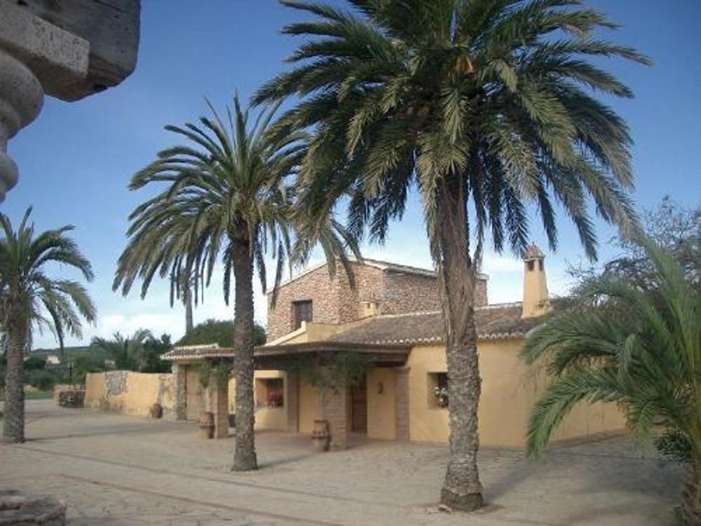 los gallardos almería Villa foto 3148665
