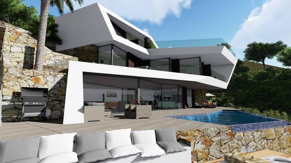 benissa alicante Villa foto 3199418