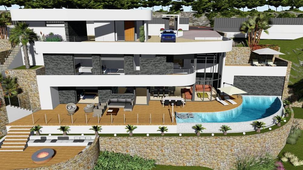 benissa alicante Villa foto 3196591