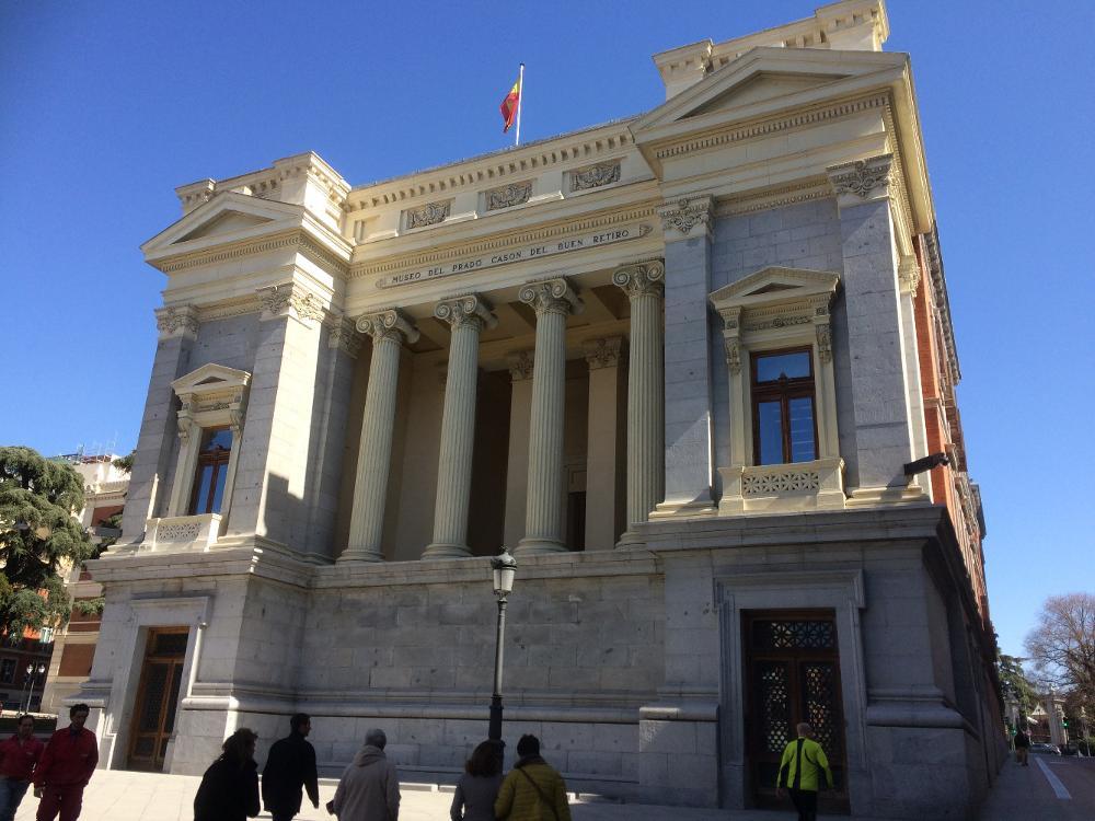 retiro-jerónimos madrid mansión foto 3102459