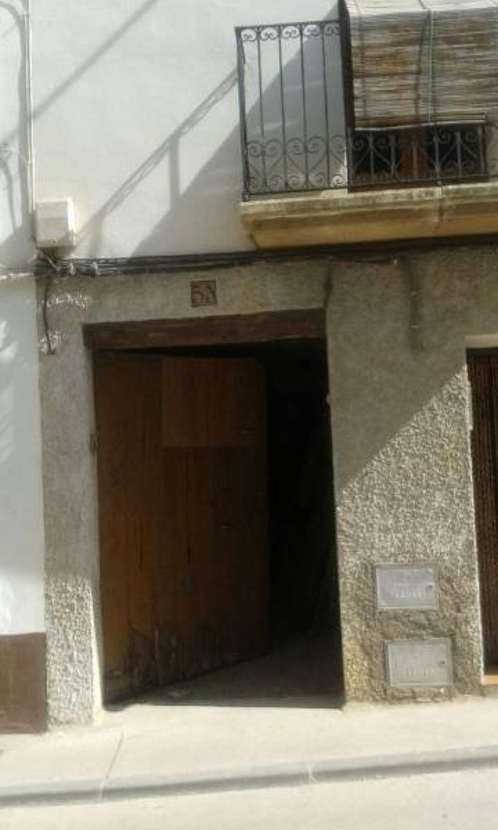 alcañiz teruel house foto 3435752