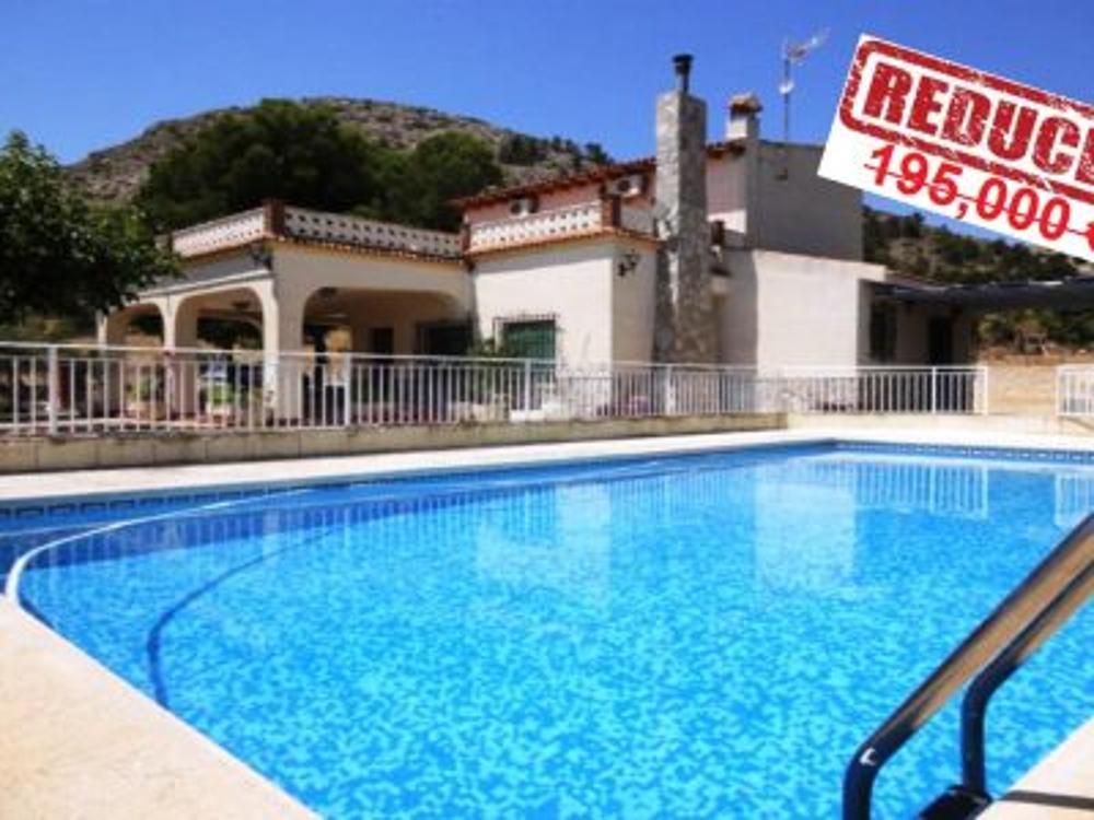 aspe alicante Villa foto 3323866