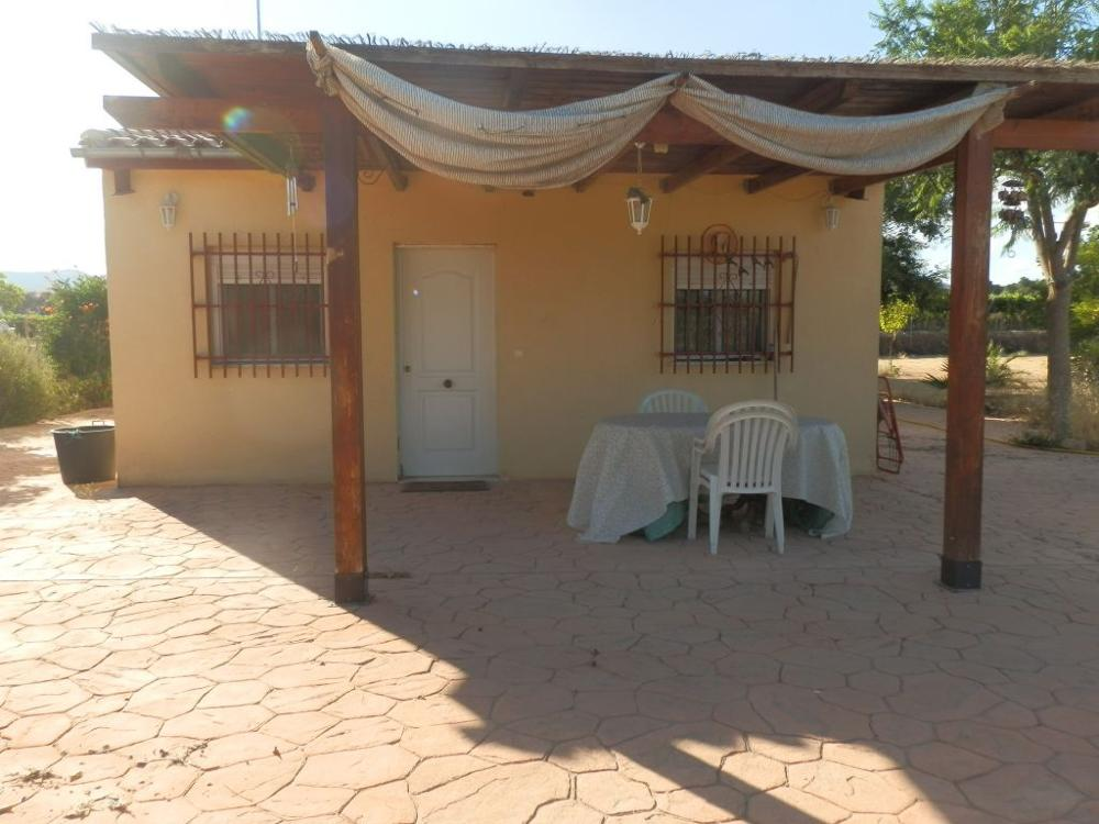 aspe alicante Villa foto 3327024