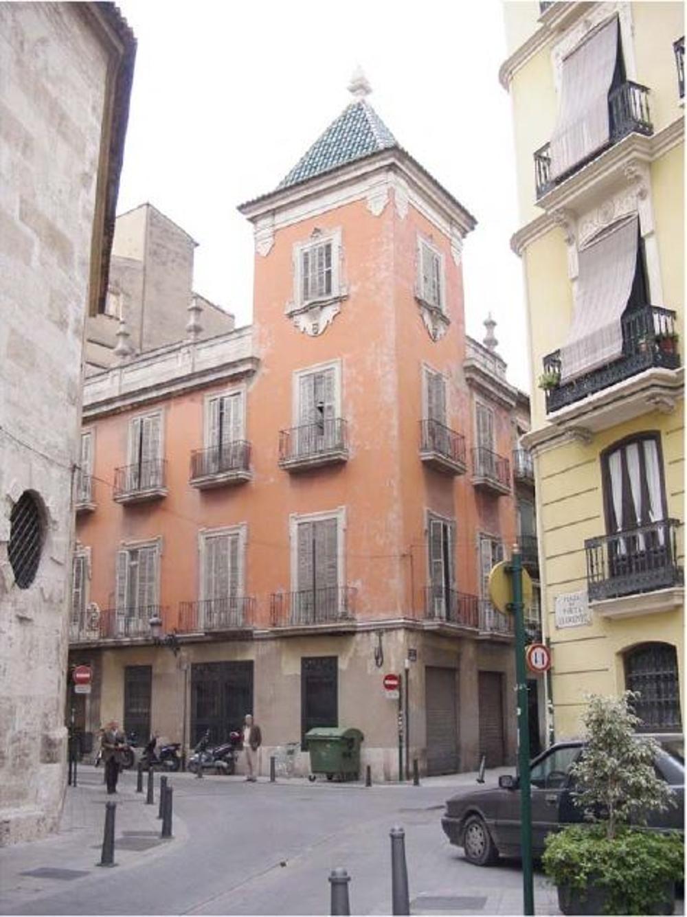 ciutat vella la seu valencia  edificio foto 3319337