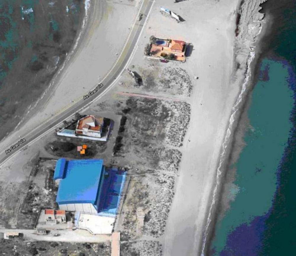 la manga del mar menor murcia grondstuk foto 3325760
