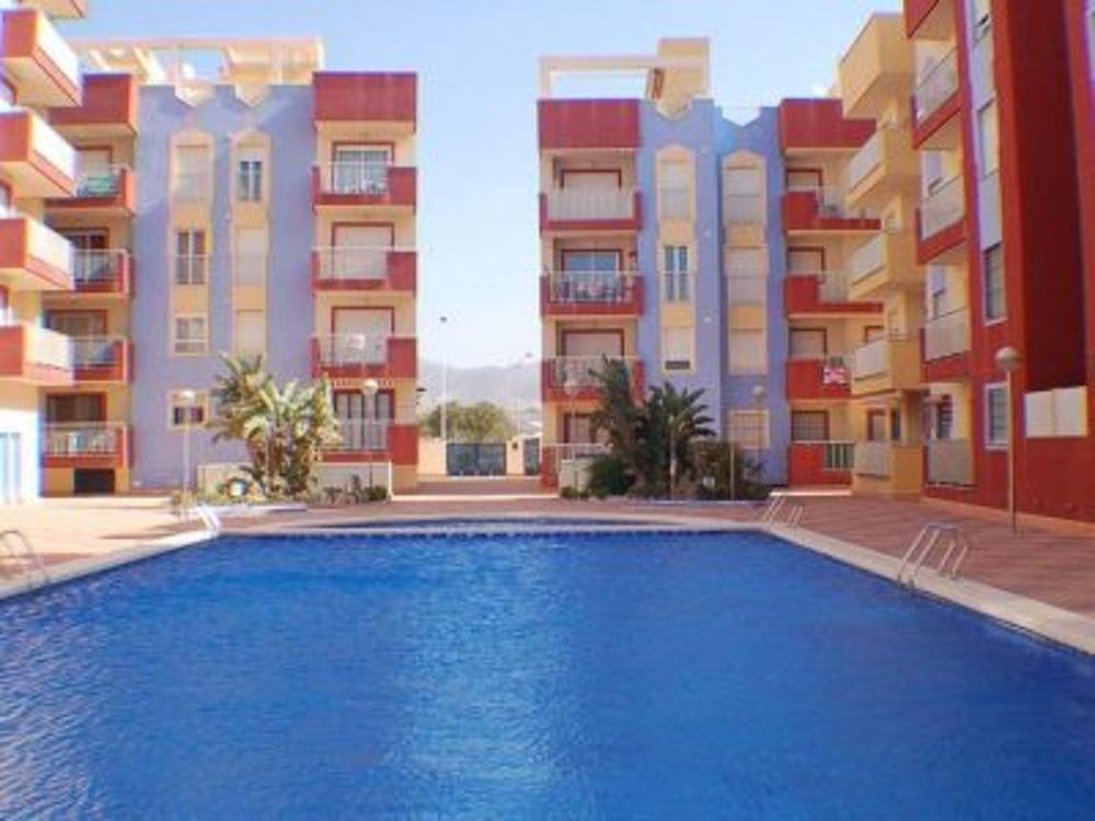 puerto de mazarrón murcia Wohnung foto 3321364