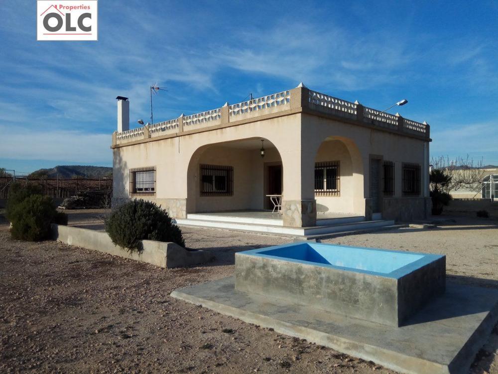 aspe alicante Villa foto 3326412