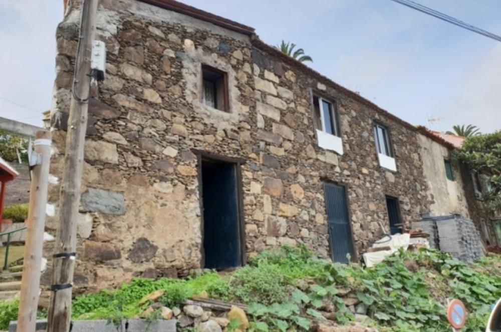 los chapines la gomera Haus foto 3490668