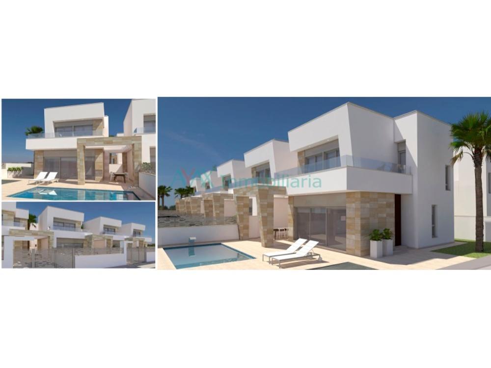 orihuela costa alicante villa foto 3525335