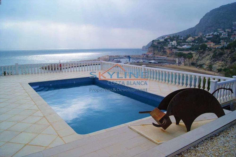 calpe alicante Villa foto 3500591