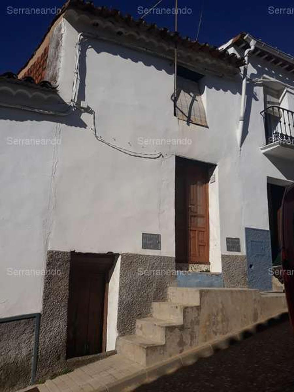 galaroza huelva terraced house foto 3521425