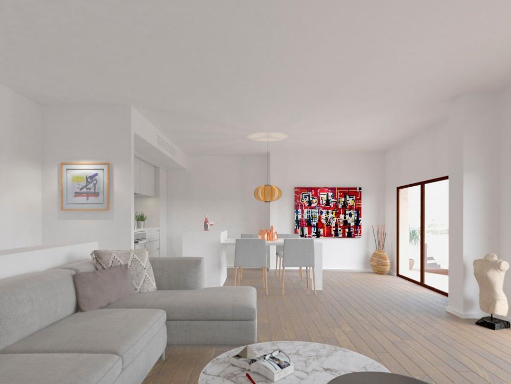 santa catalina-es jonquet mallorca lägenhet foto 3521343