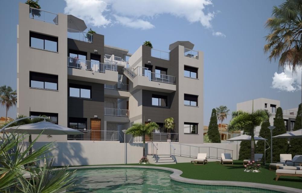 torrevieja alicante lägenhet foto 3848975