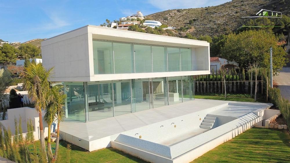 moraira alicante villa foto 3849186