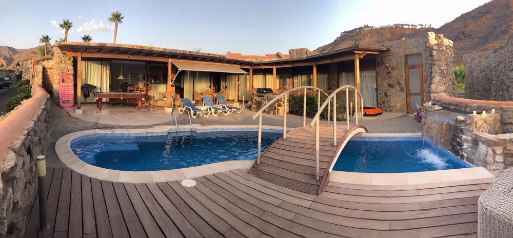 mogán gran canaria Villa foto 3850118