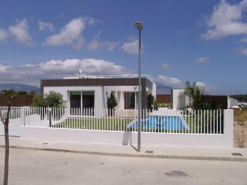 polop alicante villa foto 3848683