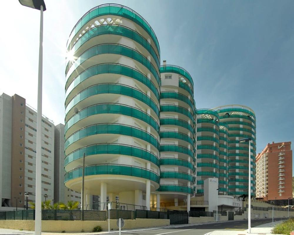 finestrat alicante lägenhet foto 3848897