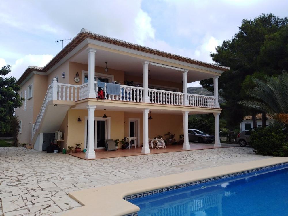 moraira alicante villa foto 3848339
