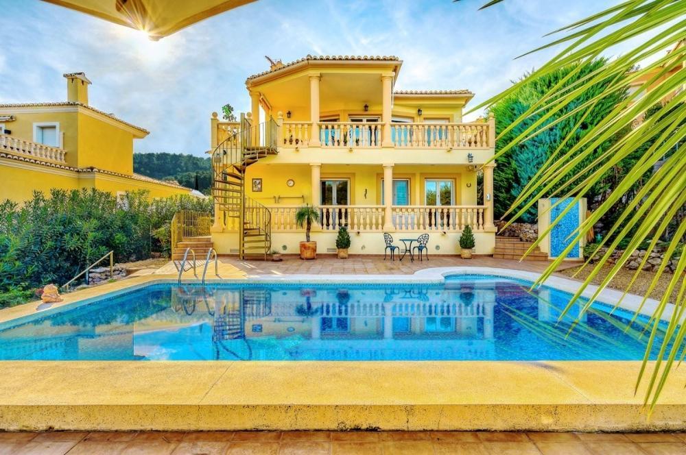 orba alicante villa foto 3847956