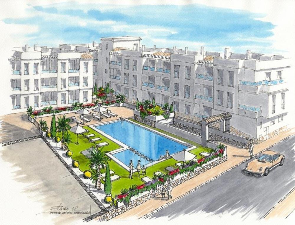 torrevieja alicante lägenhet foto 3848984