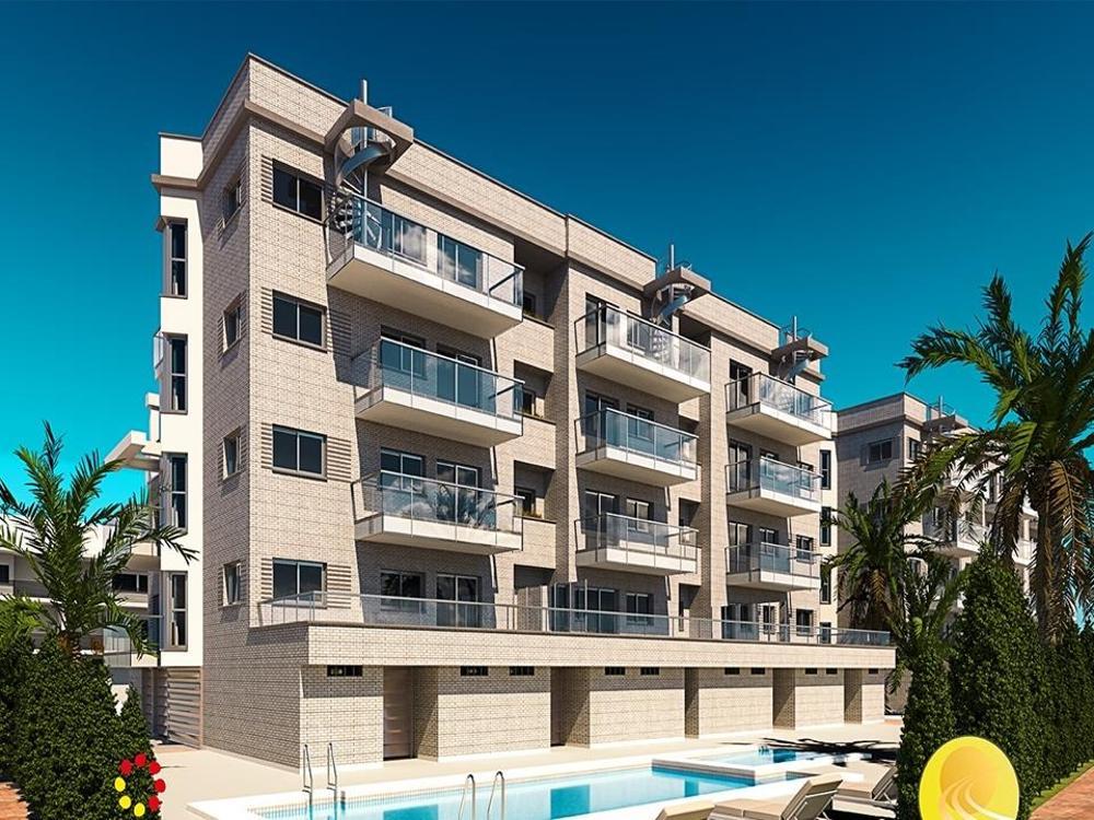 aigües alicante lägenhet foto 3853051
