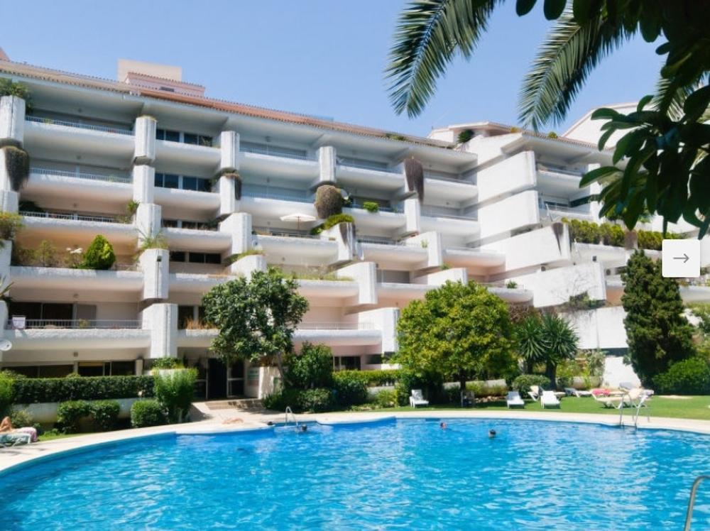 marbella málaga lägenhet foto 3853304