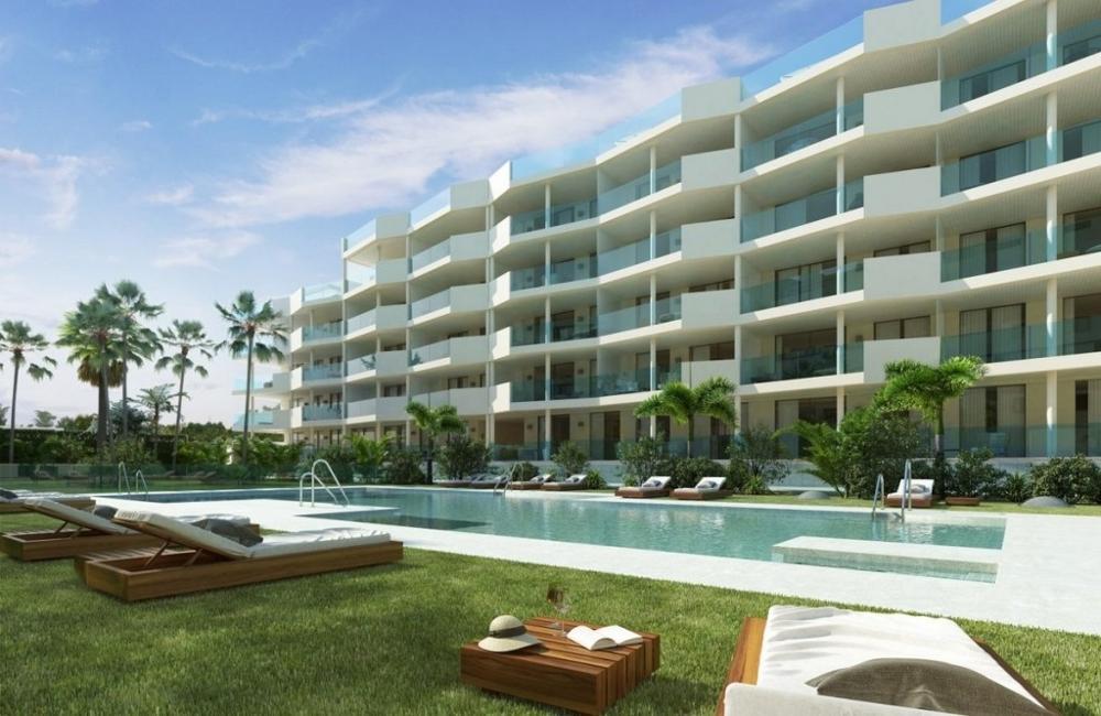 mijas costa málaga lägenhet foto 3852826