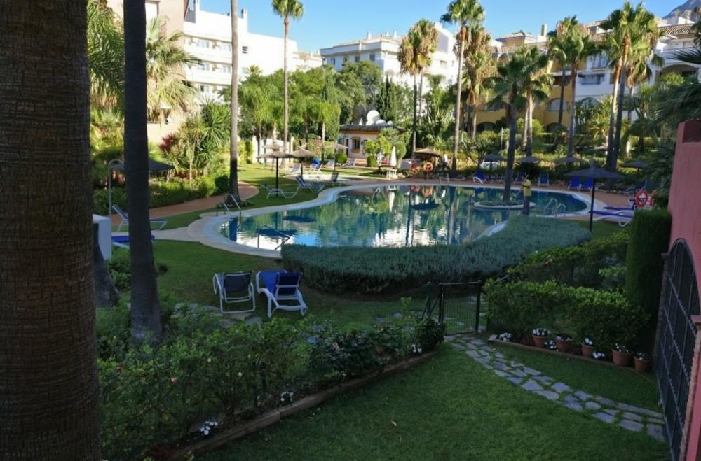 marbella málaga lägenhet foto 3853984