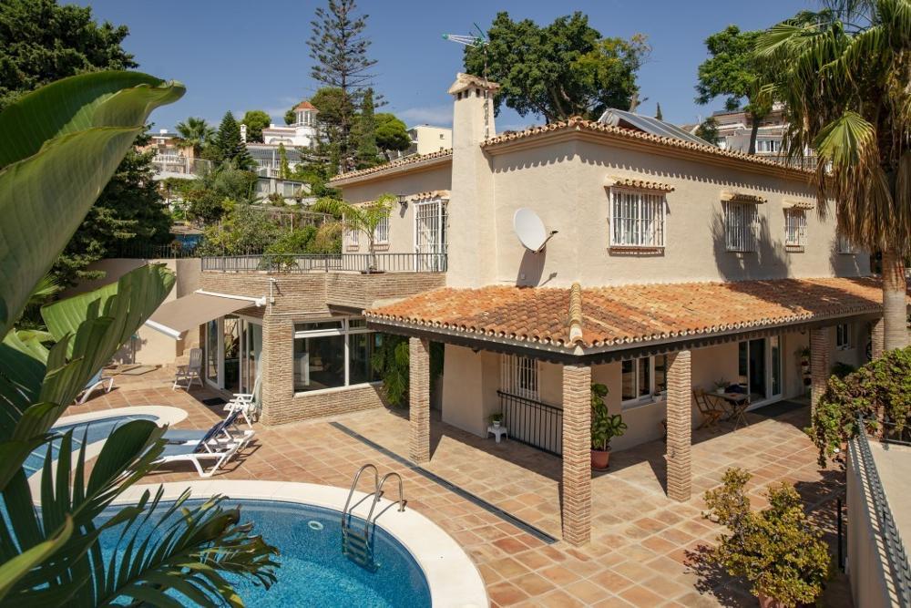 torremolinos málaga villa foto 3612511