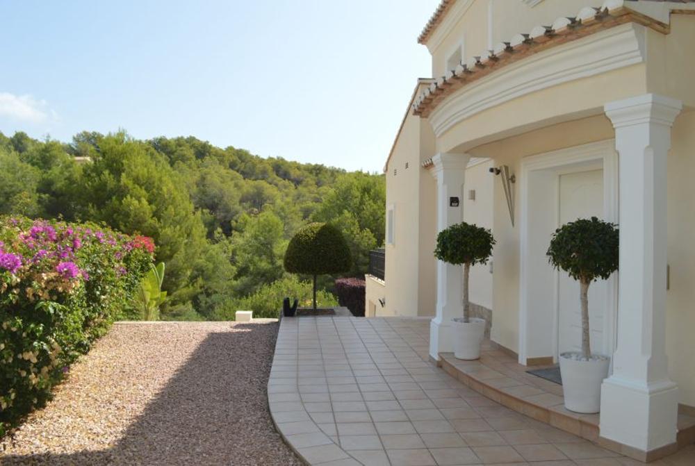 benissa alicante Villa foto 3576090