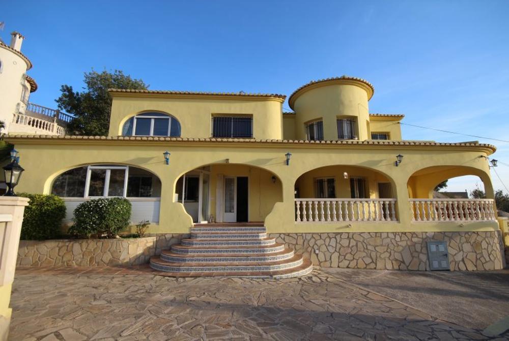 benissa alicante Villa foto 3576063