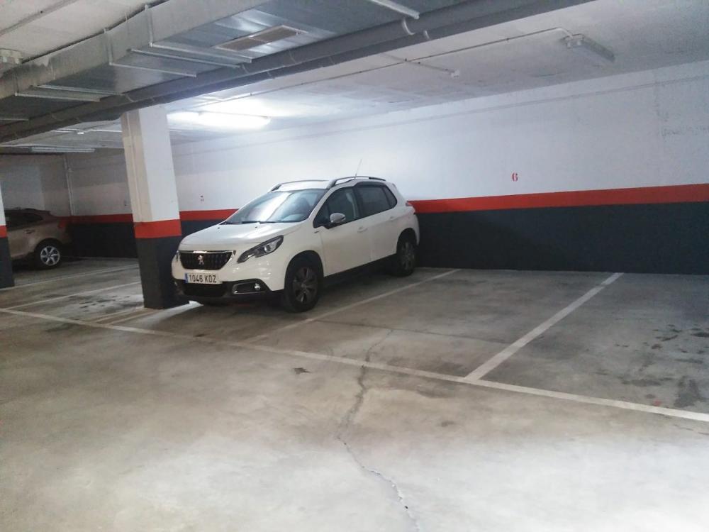 guadiaro cádiz Parkplatz foto 3600388