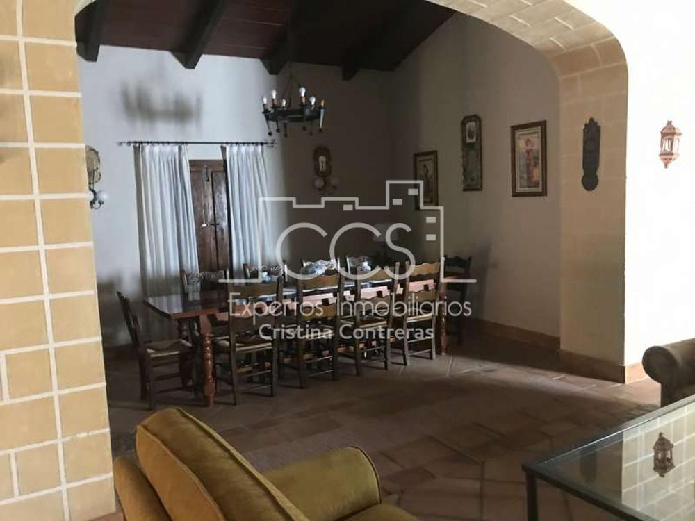 osuna sevilla hus på landet foto 3603301