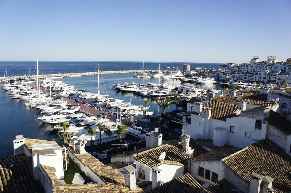 puerto banús málaga lägenhet foto 3612625