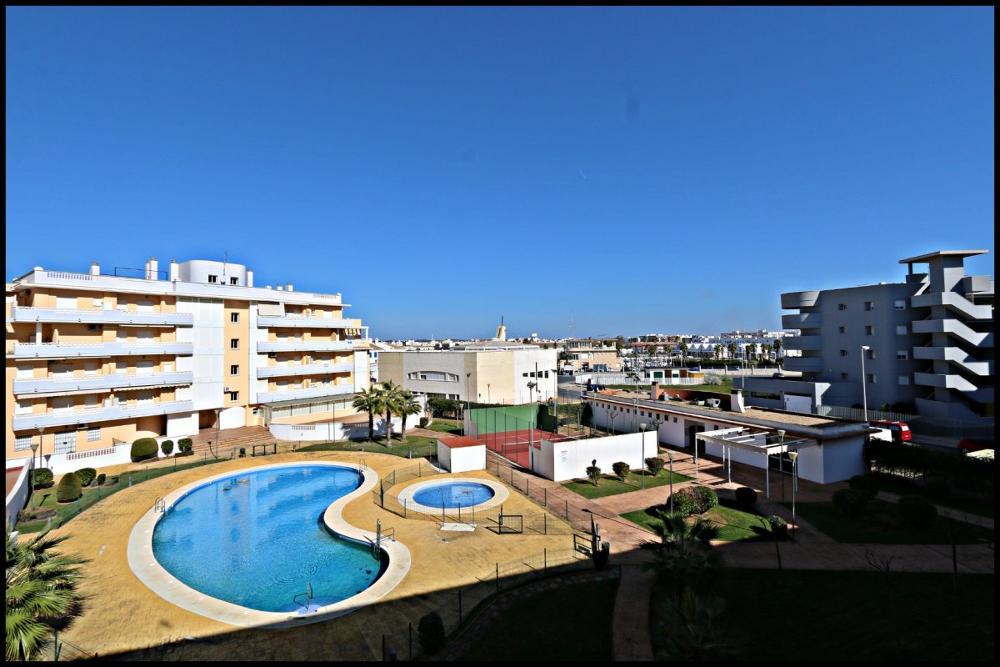 punta caiman huelva lägenhet foto 3621108