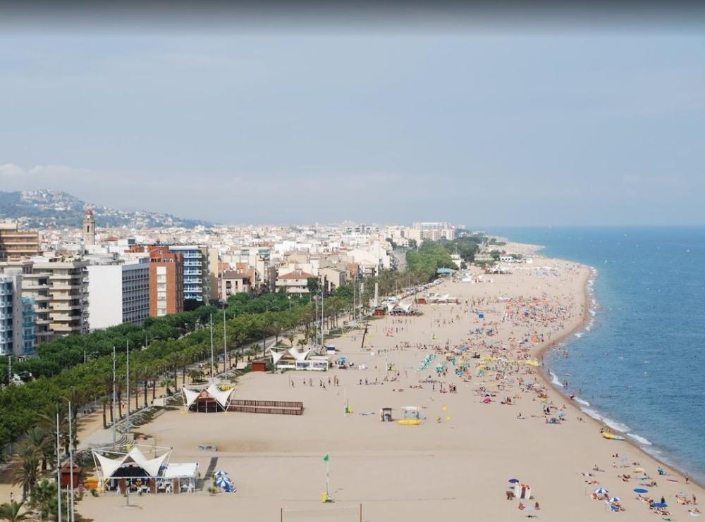 calella barcelona kommersiell foto 3662864