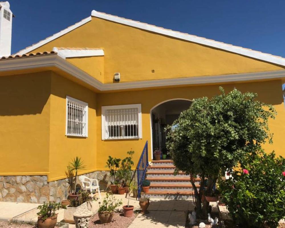 entre naranjos alicante villa foto 3660345