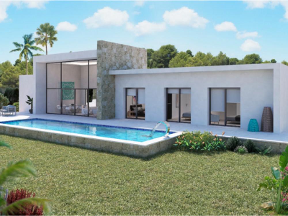 benissa alicante villa foto 3676507