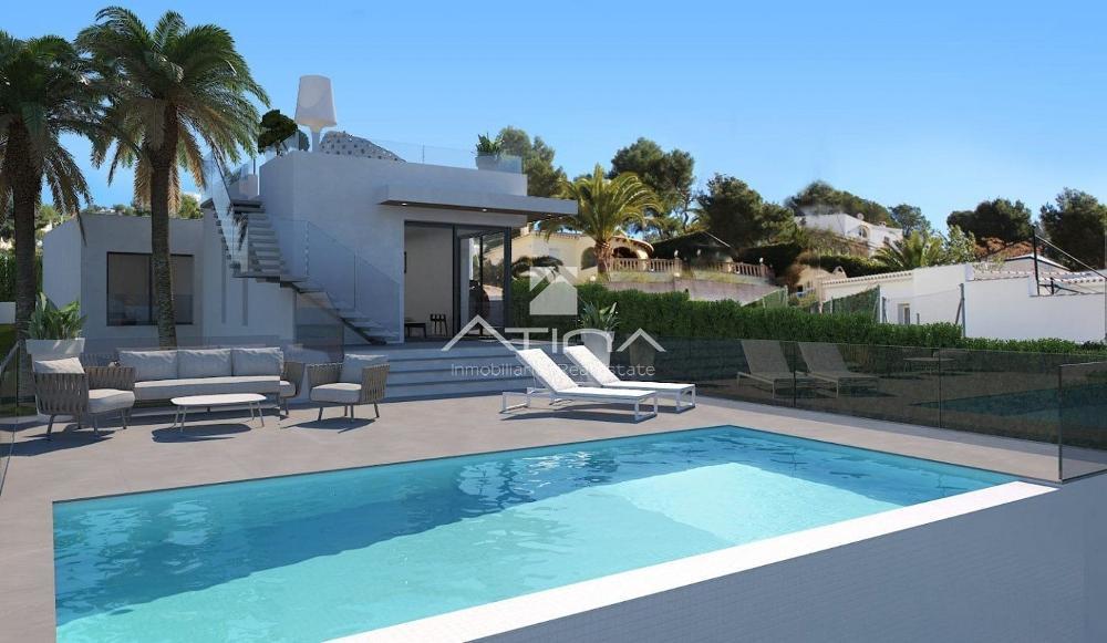 moraira alicante villa foto 3675417