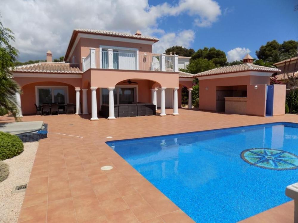 moraira alicante villa foto 3675055