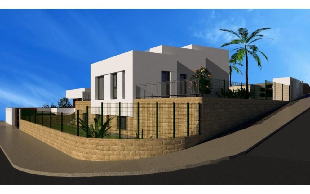 polop alicante villa foto 3662410