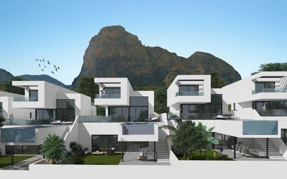 polop alicante villa foto 3662375