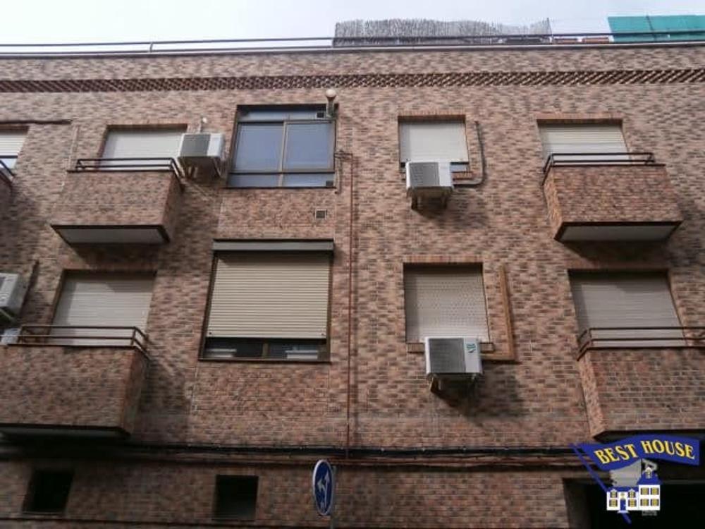carabanchel-abrantes madrid lägenhet foto 3674222